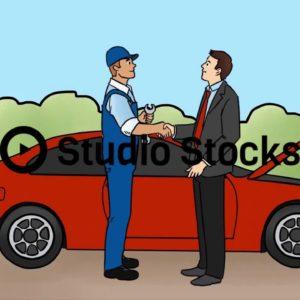 Auto Repair Male